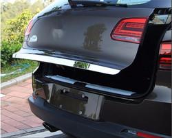 Накладка на кромку крышки багажника Tiguan из нерж.