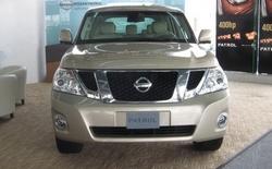 Комплект для переделки штатного бампера SE на бампер City LE Nissan Patrol