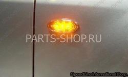 Повторители поворотов светодиодные на Mazda 3 2009-