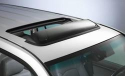 Дефлектор люка Lexus LX570 OEM