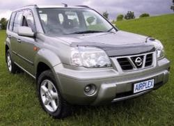 Дефлектор капота Nissan X-Trail 2000-2007 AirPlex