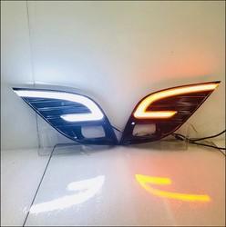 Дневные ходовые огни camry 2018 для модели XSE SE