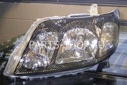 Защита фар карбон Corolla