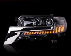 Фары LC200 2015+ LED