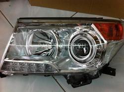 Фары LC200 рестайлинг 2012 (комплект)