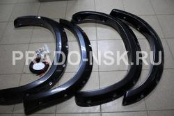 Расширители, фендера колесных арок Tundra 07-13