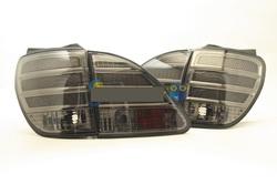 Оптика задняя, фонари harrier, lexus rx 98-03, дымчатая