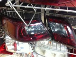 Фонари задние диодные красно-тонированные Camry40 (комплект)