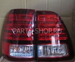 Оптика задняя светодиодная LC100 стиль LX470