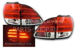Оптика задняя светодиодная RX300 дизайн Lexus (комплект)