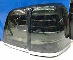 Фонари задние LC200 08-15 стиль 2020 дымчатые