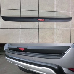Накладка TRD на кромку крышки багажника Фортунер