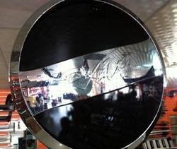 Футляр запасного колеса RAV4