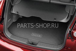 Коврик багажника Nissan Juke резиновый