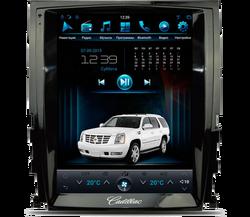Головное устройство Tesla Cadillac Escalade 06-14