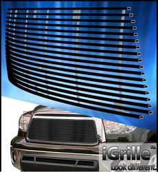 Решетка радиатора Tundra 2007- черная