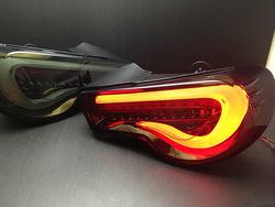 Задние фонари тонированные для GT86