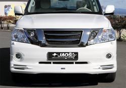 Губа передняя для Patrol дизайн Jaos