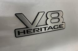 Бейдж, эмблема Heritage (комплект 2 шт.)