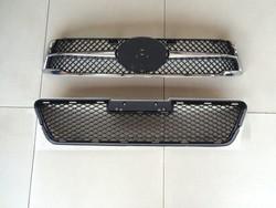 Решетка радиатора и бампера стиль Мерседес