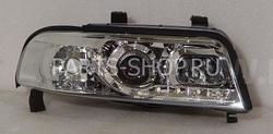 Фары хром с диодами 99-01 AUDI A4