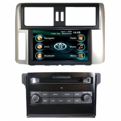 Автомобильное штатное мультимедийное устройство LC150 (полностью на русском)