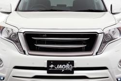 Решетка радиатора JAOS LC150 2014 (хром, черн, бел, сереб)