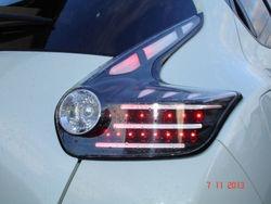 Фонари светодиодные на Nissan Juke