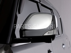 Корпуса зеркал на Infiniti QX56 хромированные (устан. вместо штатных)