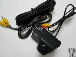 Камера заднего вида цветная с разметкой и диодной подсветкой LC100 (вместо плафона подсветки)