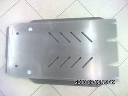 Защита АКПП и раздаточной коробки LC200 стальная
