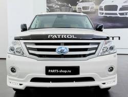 Дефлектор капота OEM Patrol