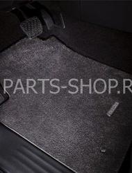 Коврики салона текстильные (графит) для Pathfinder