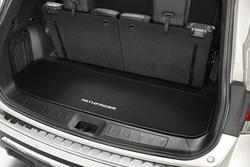 Коврик багажника текстильный на Pathfinder
