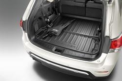Коврик багажника на Pathfinder