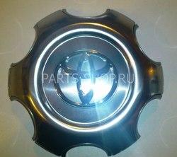 Колпак на диск колеса LC120 темный хром