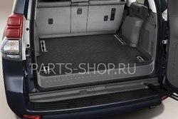 Коврик багажника для 5-ти местного LC Prado 150 (оригинальный)