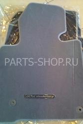 Коврики салона текстильные LC200 (юбилейные)