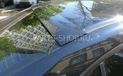 Козырек на заднее стекло Honda Civic 4D