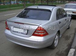Козырек на заднее стекло Mercedes W203