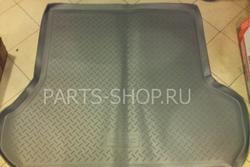 Коврик багажника полиуретановый LX470 (беж, сер, черн)