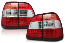 Оптика задняя светодиодная LC100 (с желтым поворотником)