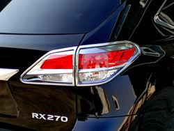 Хром накладки на фонари RX270-450h 09-