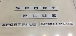 Эмблема SPORTPLUS (комплект 3 шт.)