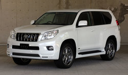 Обвес M'z SPEED prado150