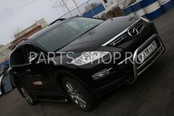 Защита передняя низкая Mazda CX-9