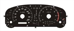 Альтернативная панель приборов prado lc120