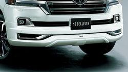 Обвес переднего бампера modellista lc200 2016