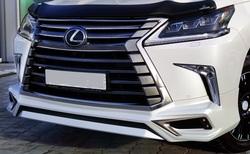 Обвес на Lexus lx570 2016 года, с ДХО