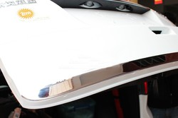 Накладка на дверь багажника для CR-V